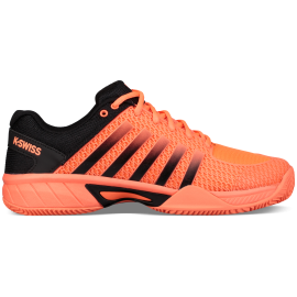 Zapatilla padel/tenis K-swiss Express Light neon