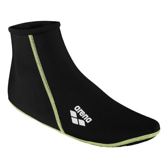 Escarpin Arena Pool Socks negro