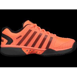 Zapatilla padel/tenis K-swiss Hypercourt Exp Hb neon
