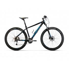"Bicicleta Conor 8500 27,5"" Negro/Azul"