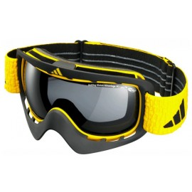 Mascara Adidas A162 50 6058 negro amarillo