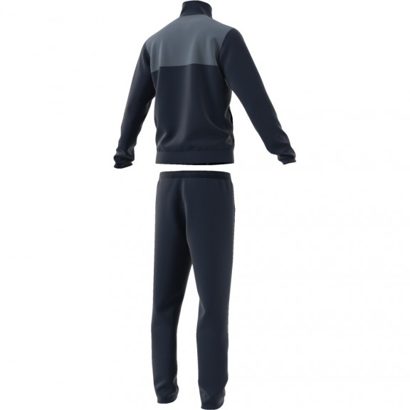 Chándal Adidas Back2Basics Ts Marino Hombre - Deportes Moya e7dad44ea5b1c