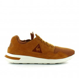 Zapatillas Le Coq Sportif Lcs r Pure suede/tech mesh marron