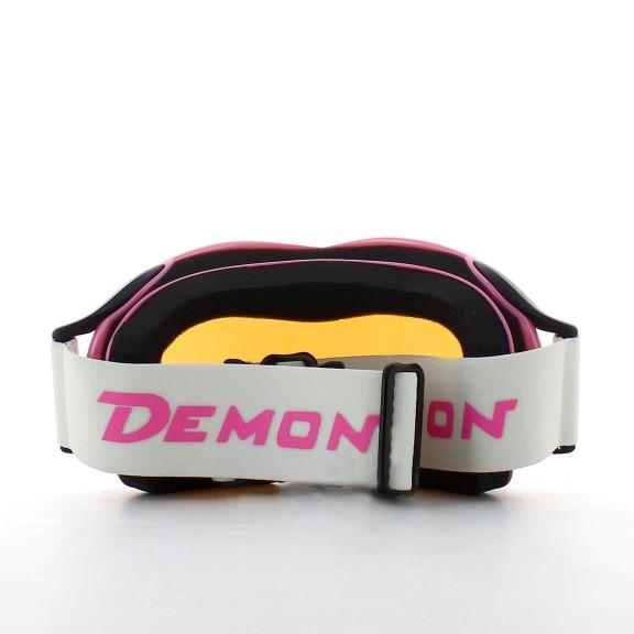 Mascara Demon 21 rosa mujer