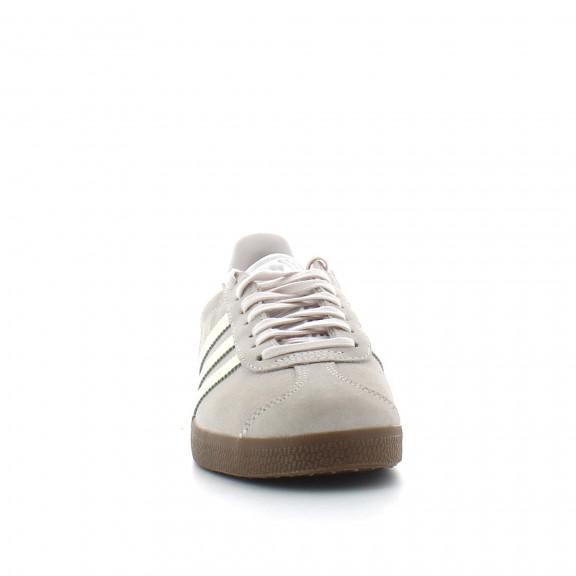 Talla Sudamerica encuesta  Zapatillas adidas Gazelle W rosa grisaceo mujer - Deportes Moya