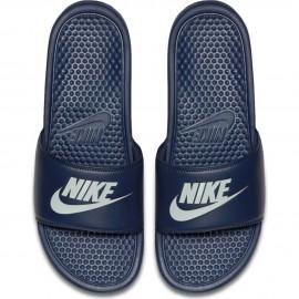 Chanclas Nike Benassi Jdi marino hombre