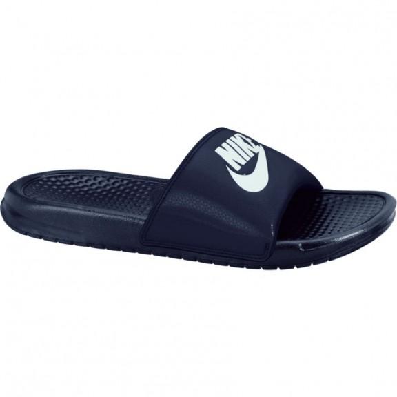 cheap for discount d2be7 51727 Chanclas Nike Benassi Jdi marino hombre