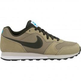 Zapatillas Nike MD Runner 2 kaki niño