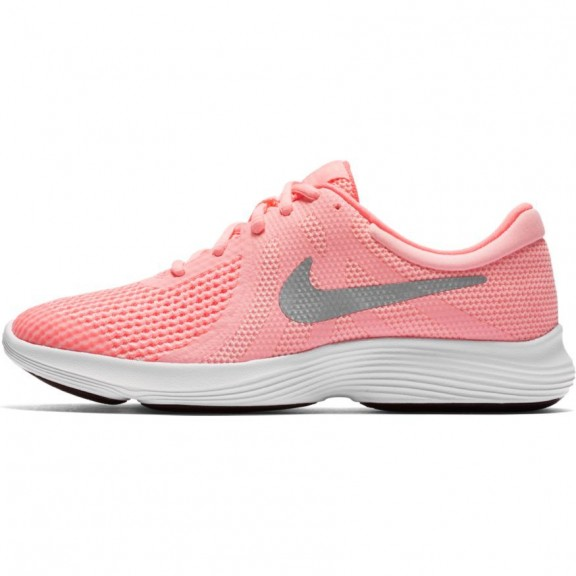 Zapatillas Nike Revolution 4 Rosa Junior - Deportes Moya a8d40d809dfd3