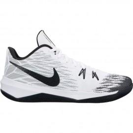 Zapatillas de baloncesto Nike Zoom Evidence II blanco hombre