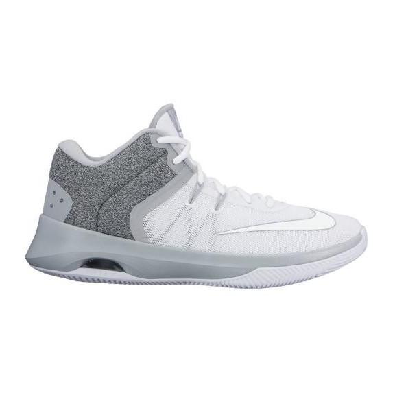 outlet store e8b37 233df Zapatillas de baloncesto Nike Air Versitile II blanco hombre