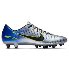 Botas de futbol Nike Mercurial Victory VI NJR Ag gris hombre