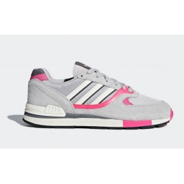 Zapatillas Adidas Quesence gris/rosa hombre