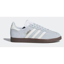 Zapatillas Adidas Gazelle W azul gris mujer