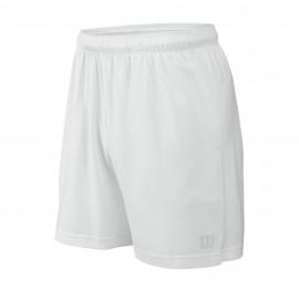 Pantalón tenis/padel Wilson Rush 7 Woven blanco hombre