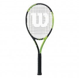 Raqueta Wilson BLX BOLD negra/verde