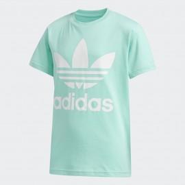 Camiseta Adidas Originals J Trf Tee verde junior