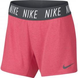 Pantalón corto Nike Dry Training coral niña