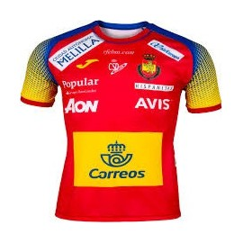 Camiseta Joma España balonmano rojo hombre