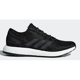 Zapatillas de running adidas PureBoost negro/blanco hombre