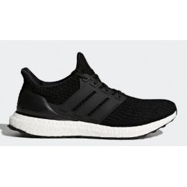 Zapatillas de running Adidas UltraBoost negro/blanco hombre