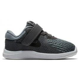 Zapatillas Nike Revolution 4 gris/negro bebé