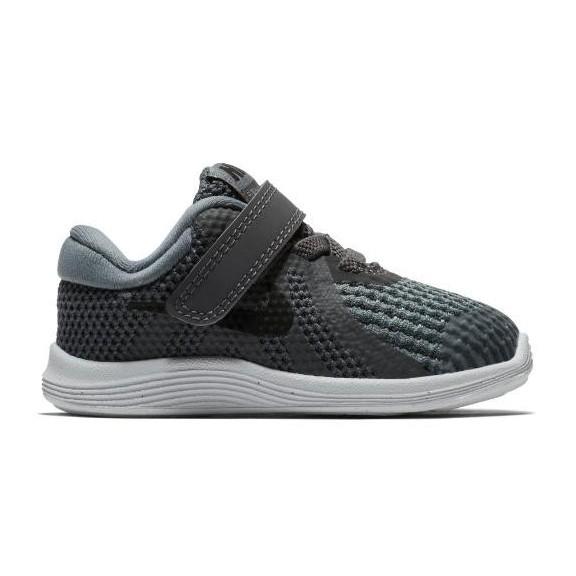 Zapatillas Nike Star Runner (TDV) grisnegro bebé
