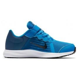 Zapatillas Nike Downshifter 8 azul junior