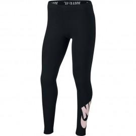 Legging  Nike Sportswear Leg-A-See negro niña
