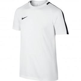 Camiseta Nike Academy SS blanco junior