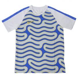 Camiseta Nike Academy Gx2 gris junior