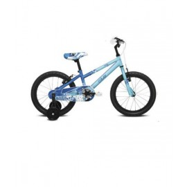 """Bicicleta Coluer Magic 18"""" aluminio 1 velocidad Vb azul"""