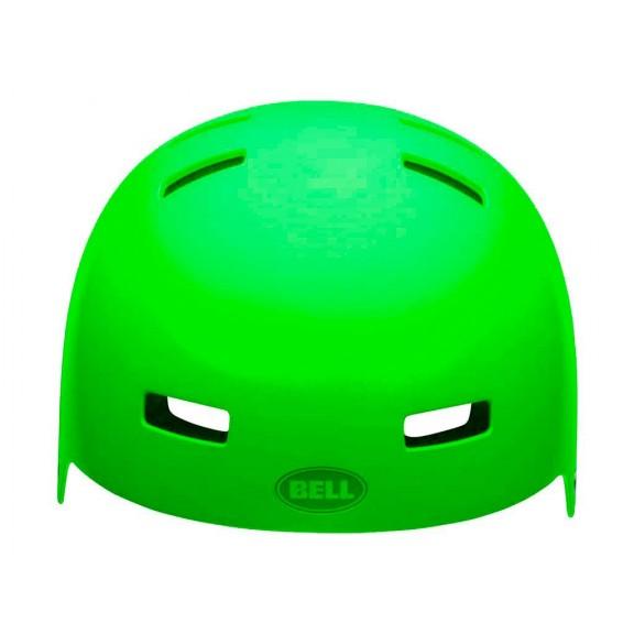 Casco Bell Local Bmx verde mate