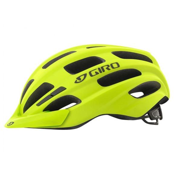Casco Giro Register Mtb amarillo fluor hombre