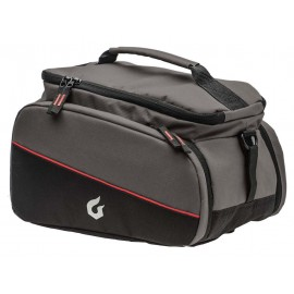 Bolsa de portabultos Blackburn Local Trunk bag negro-gris