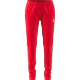 Pantalón Adidas SST TP rojo mujer