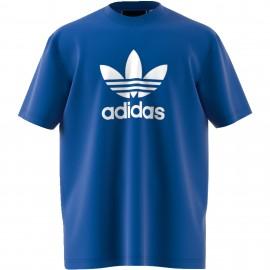 Camiseta adidas Originals azul hombre