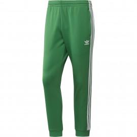 Pantalón Adidas SST TP verde hombre