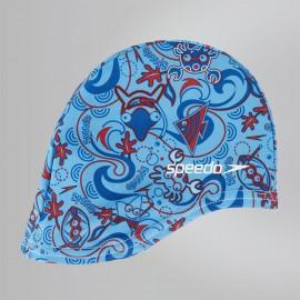 Gorro Speedo Sea Squad Polyester azul Junior
