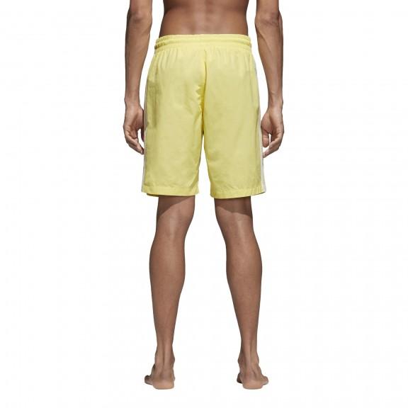 8476244645f3 Pantalón adidas 3 Bandas amarillo hombre
