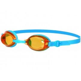 Gafas Speedo Jet azul/naranja junior