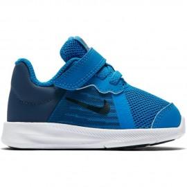 Zapatillas Nike Downshifter 8 azul/marino baby