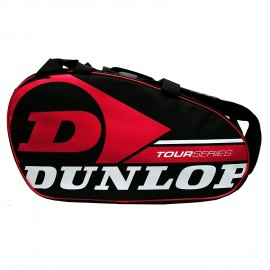 Palatero Dunlop Tour Competition negro/rojo