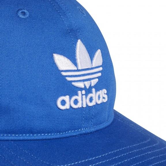 Venta de Gorra Adidas Trébol Azul Junior - Deportes Moya c8c3fe56070