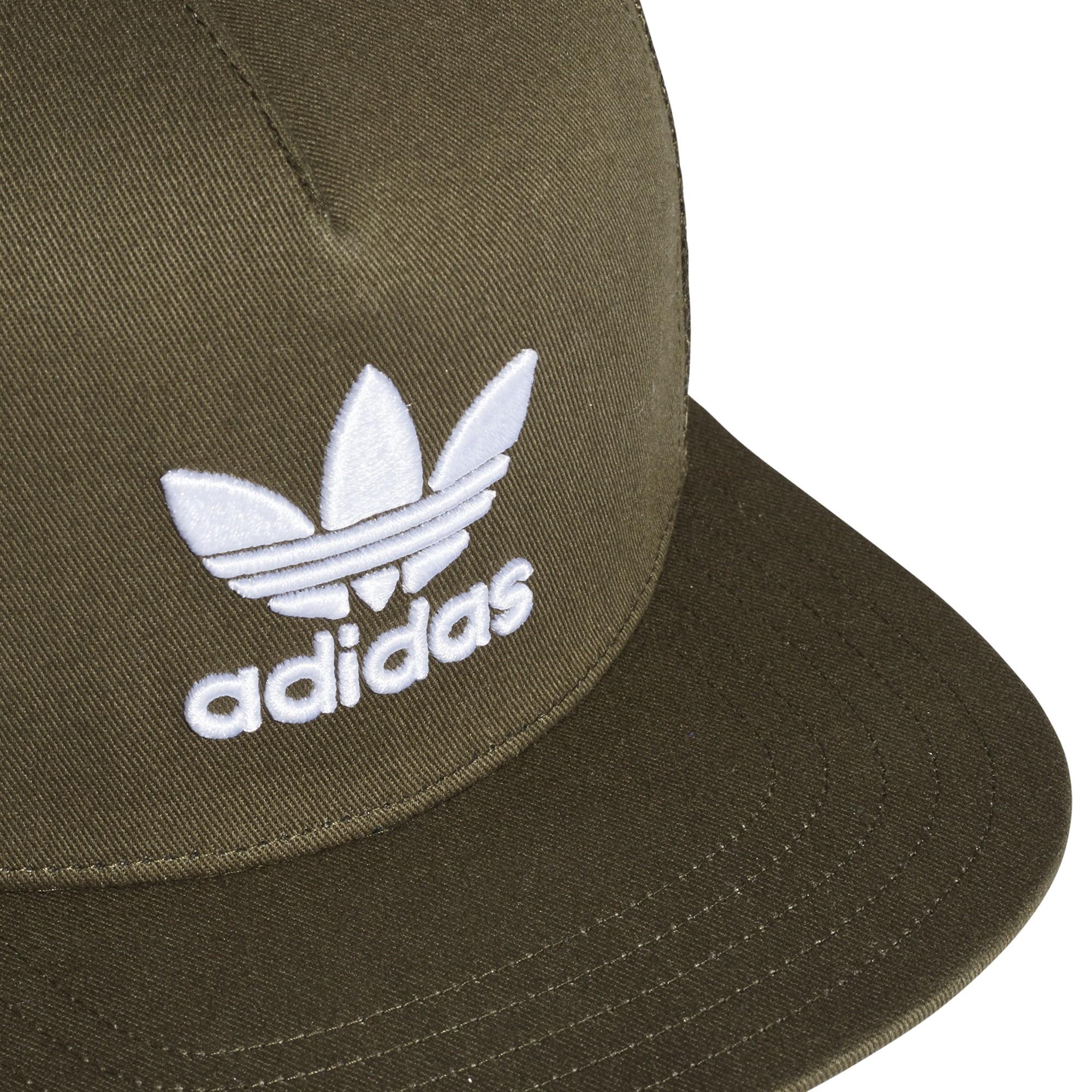 Comprar Gorra Adidas Trébol Verde Junior - Deportes Moya b3df848629f