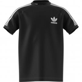 Camiseta Adidas California Trébol junior negro
