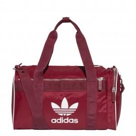 Bolsa Adidas Duffle M rojo