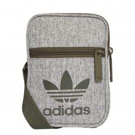 Bolso Adidas Fest Casual gris