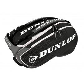 Paletero Dunlop Elite 2018 negro/blanco