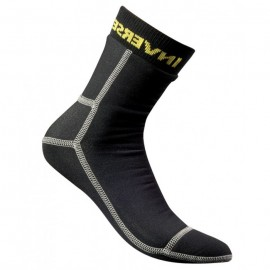 Calcetines Inverse Gold negro
